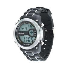 SONATA Classy Digital Sports Watch for Men & Boys NH77034PP01