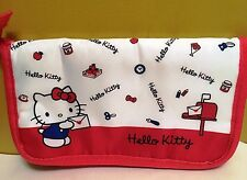 Hello Kitty Cosmetic Travel Bag  Rare Sanrio Co from Japan. Animation Characters