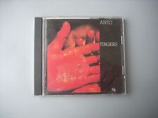 AIRTO MOREIRA - FINGERS - JAPAN CD opened