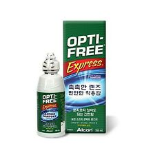 OPTI-FREE EXPRESS Everyday Comfort 3.5oz Advanced Cleaning&Disinfection 2018.10