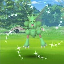 Pokemon Go Scyther Shiny + 80K stardust in Account For Trade