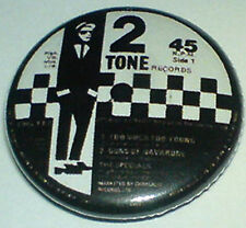 The Specials - Too Much Too Young 25mm Pin Badge SP2