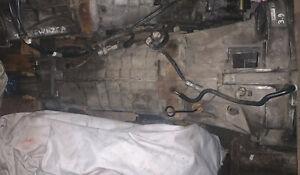 Subaru Impreza STi V7 6 speed gearbox 3.9 TY856WB1CA NON DCCD Low Miles WRX JDM
