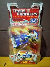 Transformers Robots in Disguise Mirage (Classics) (Deluxe) (Hasbro).