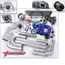 Camry Solara TC XB 2AZ-FE 2AZFE 2.4L T3/T4 Turbo Kit W/ Turbonetics Turbocharger