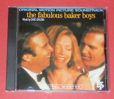 The Fabulous Baker Boys - Music by Dave Grusin -- CD / Soundtrack