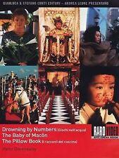 Dvd COLLEZIONE PETER GREENAWAY - (Box 3 Film) ***Peter Greenaway*** ......NUOVO