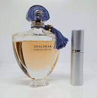 Guerlain - Shalimar Parfum Initial - 5ml SAMPLE Glass Decant Atomizer