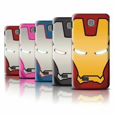 Superhero Rigid Plastic Cases & Covers for LG