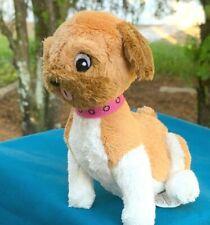 "Herrington Teddy Bears The Plaza Eloise Weenie 6"" Puppy Dog Plush Stuffed Animal"