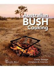 AUSTRALIAN BUSH COOKING COOK BOOK GUIDE CAMPING CAMP OVEN