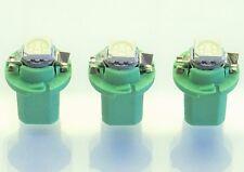 NEUE VW Polo 86C 1990-1994 grüne high Power SMD LED Tacho Beleuchtung grün