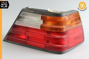 86-93 Mercedes W124 300CE 260E Right Passenger Side Tail Light Tail Lamp OEM