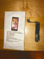 Apple iPhone 7 Logic Mother Board Unlocked Carrier FMI OFF (unable To Activate)