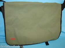 Hugo Boss Olive Green Shoulder Messenger Bag in Nice Shape