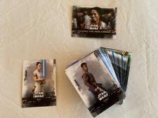 The Rise of Skywalker, TOPPS, trading cards, Set 1 - 99 komplett