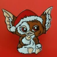 Gremlins Pin Christmas Xmas Cute Enamel Retro 80s Kids Metal Brooch Badge Lapel