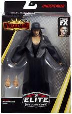 WWE Mattel The Undertaker Wrestlemania 35 Elite Series Figure