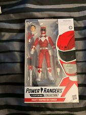 """Red Ranger Mighty Morphin Power Rangers Lightning Collection 6"""" Figure 2019"""