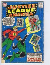 Justice League of America #22 DC Pub 1963