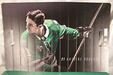 Dallas Stars #21 Antoine Roussel FanFan Folding Fan Clapper Noisemaker Poster