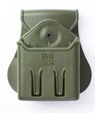 Z2400 IMI Defense Single Pouch Magazine For 5.56 OD Green Color