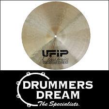 "Brand New UFIP Class Series 17"" Light Crash Cymbal  (1200g)"