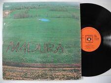 MADURA same s/t 2 LP 1971 Italy CBS Prog Jazz Rock  Bangor Flying Circus