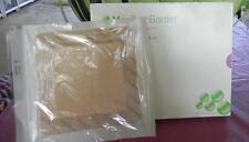 Mepilex Border 6x6  Self Adhesive soft Silicone foam dressing NIB box of 5ea