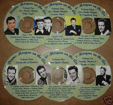 DENNIS MORGAN on the air - Vintage Radio Shows OTR-CDs