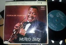 """Jonah Jones - Muted Jazz part 1 7"""" EAP 1-839 Mack the Knife"""