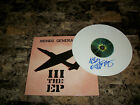 "Nick Oliveri Signed Mondo Generator III The EP 10"" Vinyl Queens Of The Stone Age"
