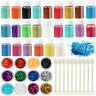 Mica Powder Pigment 24-color Resin Soap Slime Dye Bath Bomb Cosmetic 46-kit
