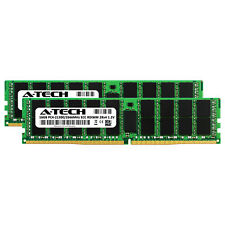 32GB 2X 16GB DDR4 2666 PC4-21300 ECC REG DIMM for Dell PowerEdge R740 Memory RAM