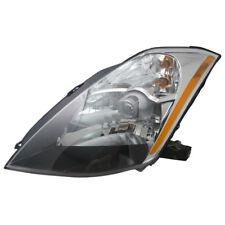 03-05 350Z Non-Hid Headlight Headlamp Front Head Light Lamp Left Driver Side Dot