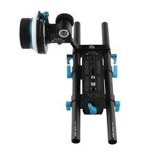 FOTGA DP500IIS A/B Hard Stop Follow Focus + DP3000 15mm Rod Baseplate Rail