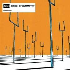 Muse Origin of Symmetry 2 X 180gm Vinyl LP 2015 &