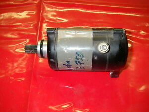 Anlasser starter motor demarreur YAMAHA FZ750 FZ 750 Genesis 1FN 1985/86
