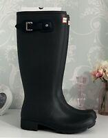 Hunter Women's Original Tour Tall Boots UK Size 5 Dark Slate/Navy