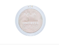 MUA Highlighting Powder Undress Your Skin Peach Diamond Highlighter Shimmer