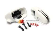 White Arrow Type LED Side Mirrors Set for 06-09 Mercedes W211 Facelift E-Class