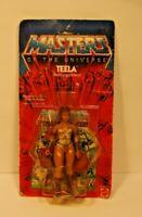 Teela Warrior Goddess MOTU He Man Figure 1983 Mattel Sealed Unpunched No.5045