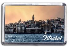 FRIDGE MAGNET - ISTANBUL Turkey Collectable Holiday Souvenir Cityscape