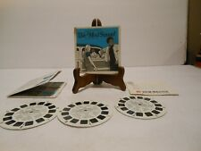 """Vintage 1968 View Master I buy most of my p"""" THE MOD SQUAD"""" Complete 3 Reel Pack"""