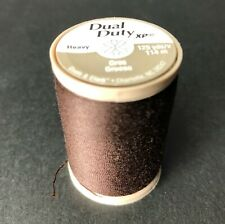 Dual Duty XP Heavy Thread 125yd CHONA BROWN(8960), Heavy and regular duty