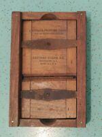 Vintage Eastman Printing Frame for 1A Negatives 2 1/2 x 4 1/4 Eastman Kodak Co
