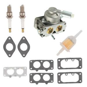 Carburetor Fit for Briggs&Stratton 20Hp 21Hp 23Hp 24Hp 25Hp Intek V-Twin Engine