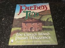 FATHER TED THE CRAGGY ISLAND PARISH MAGAZINES, DERMOT MORGAN, FR JACK & DOUGAL.