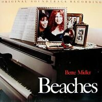 BEACHES - OST/SOUNDTRACK MIDLER,BETTE   VINYL LP NEU