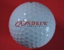 Pelota de golf con logo-nº 52-golf bola logotipo logotipo pelotas